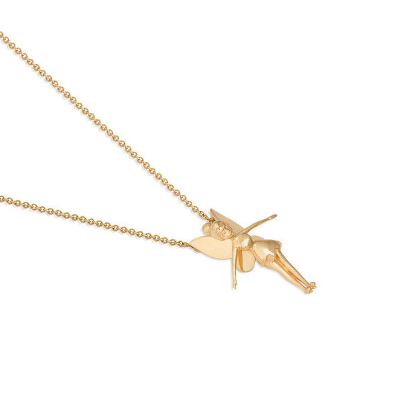 Disney-Tinker-Bell-9-carat-gold-Necklace-Side-View-Jewelry-by-Couture-Kingdom-N215708