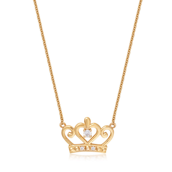 Disney-Princess-9-carat-gold-Necklace-Jewelry-by-Couture-Kingdom-N215709