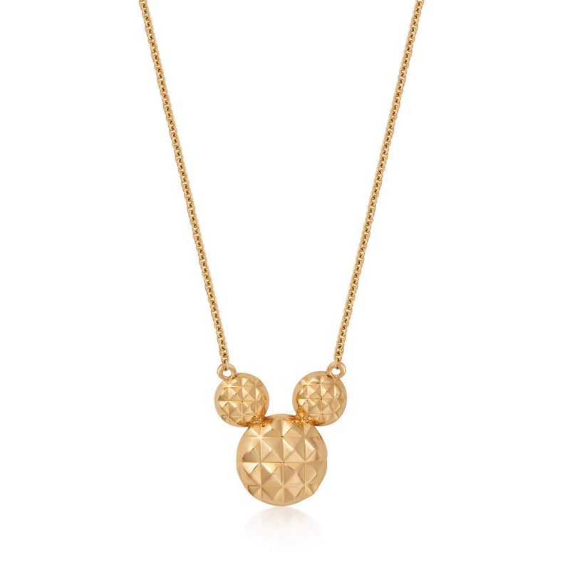 Disney-9-carat-gold-Precious-Metal-Mickey-Mouse-Necklace-Jewelry-by-Couture-Kingdom-N215778