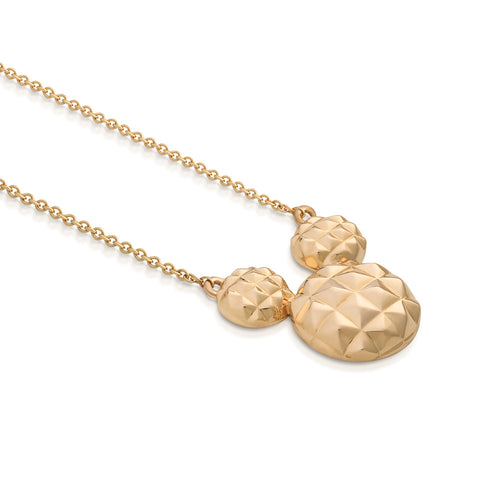 Disney-Mickey-Mouse-Gold-Necklace