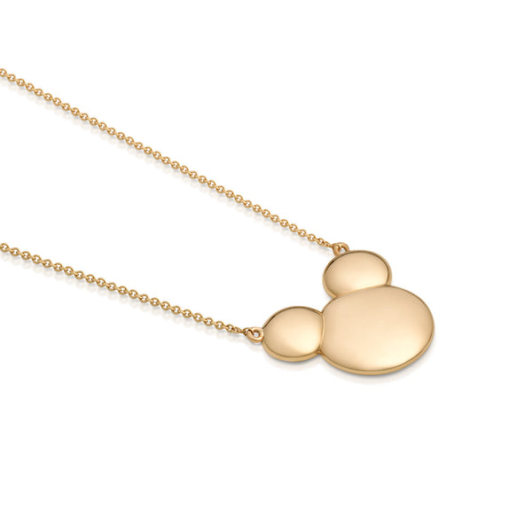 Disney-9-carat-gold-Precious-Metal-Mickey-Mouse-Necklace-Side-View-Jewelry-by-Couture-Kingdom-N215783