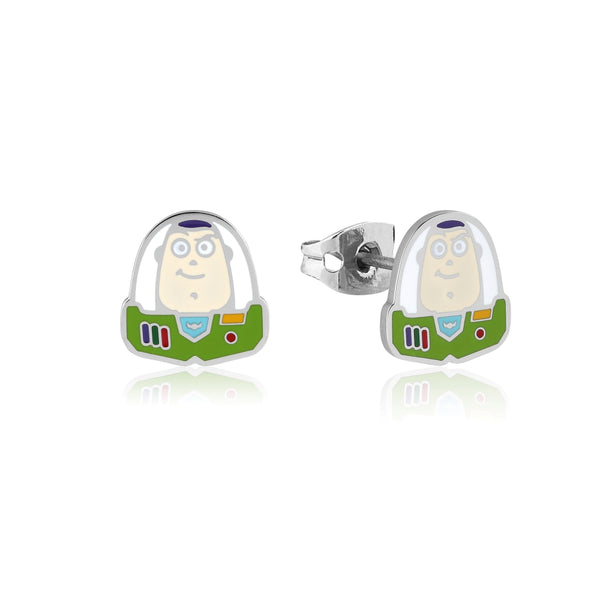 Disney_Pixar_ECC_Toy_Story_Buzz_Lightyear_Stud_Earrings_Stainless_Steel_Couture_Kingdom_SPE042