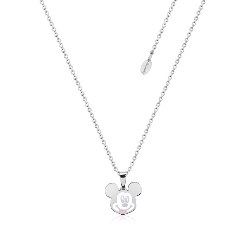 Disney ECC Mickey Mouse Enamel Necklace