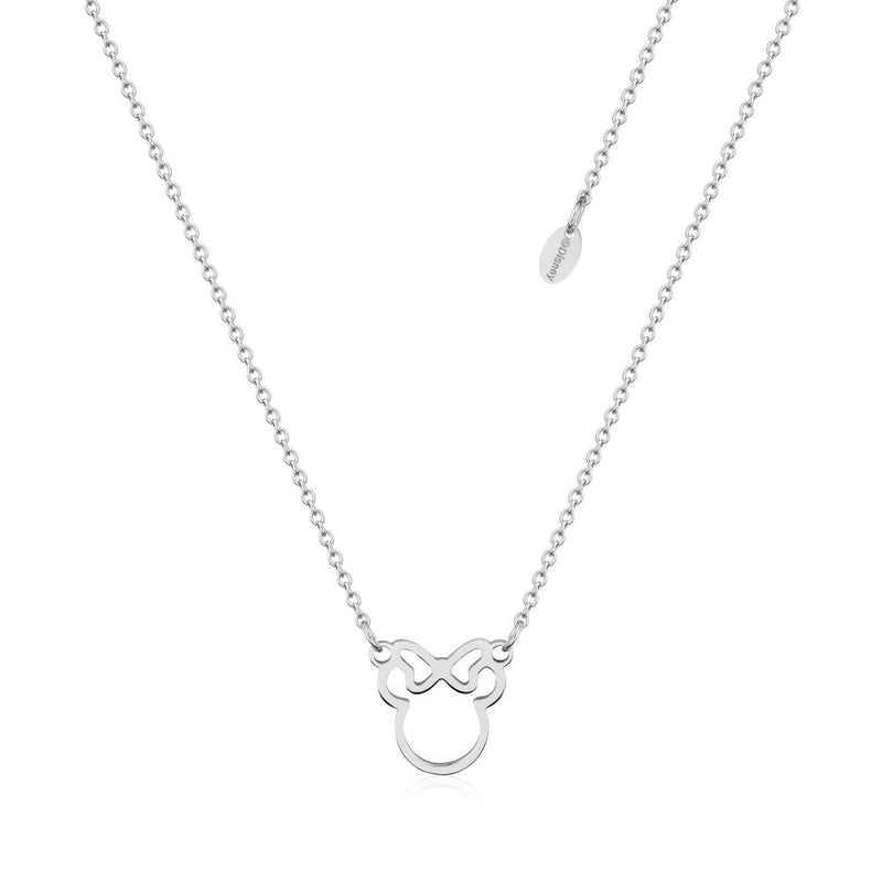Disney ECC Minnie Mouse Outline Necklace