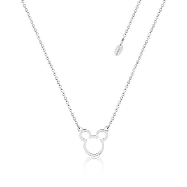 Disney ECC Mickey Mouse Outline Necklace