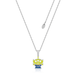 Disney Pixar ECC Toy Story Alien Necklace