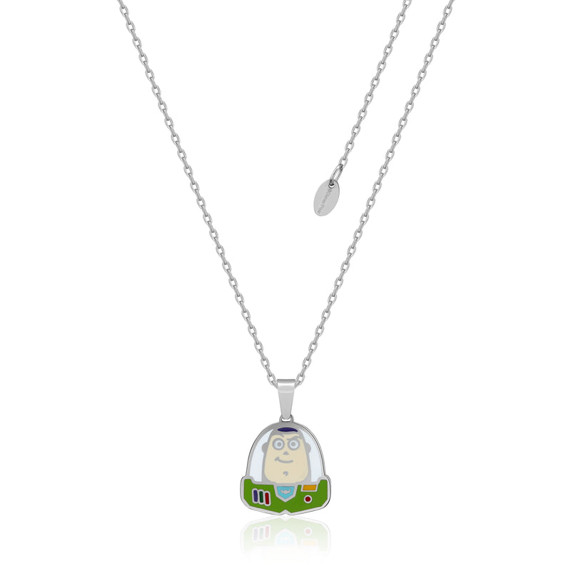 Disney_Pixar_Toy_Story_Buzz_Lightyear_Necklace_Stainless_Steel_Couture_Kingdom_SPN042