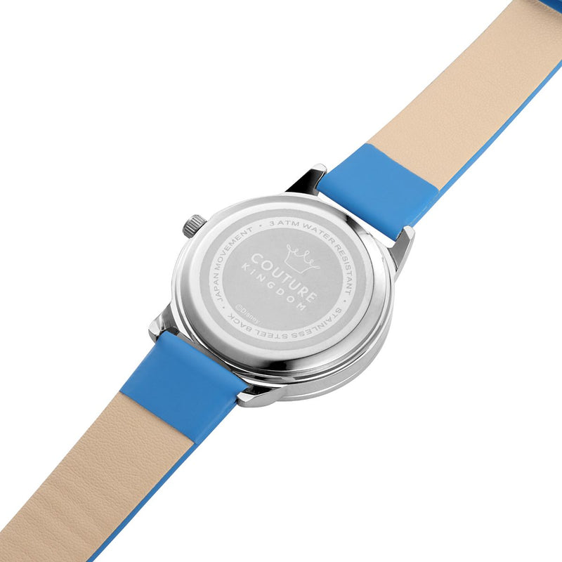 SPW003_Donald_Duck_Small_Watch_Blue_Strap_Back_View