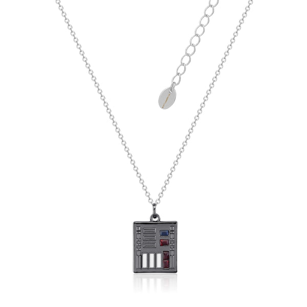 Star_Wars_Darth_Vader_Control_Necklace_White_Gold_Couture_Kingdom_SWN004.
