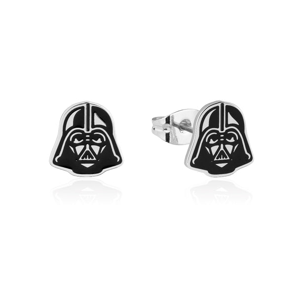 Star_Wars_Darth_Vader_Stud_Earrings_Stainless_Steel_Couture_Kingdom_SPE070