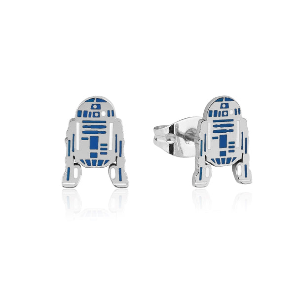 Star_Wars_R2D2_Stud_Earrings_Stainless_Steel_Couture_Kingdom_SPE074