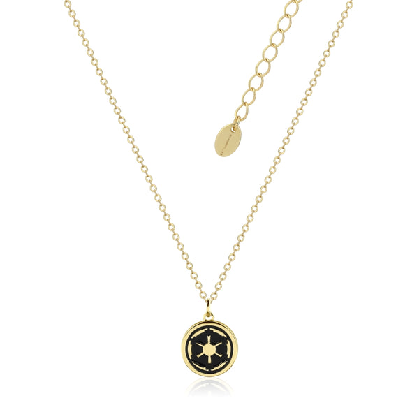 Star Wars Rebellion vs Galactic Empire Reversible Necklace