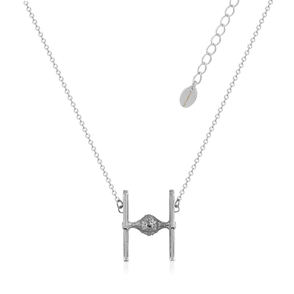 Star_Wars_TIE_Fighter_Necklace_White_Gold_Couture_Kingdom_SWN012