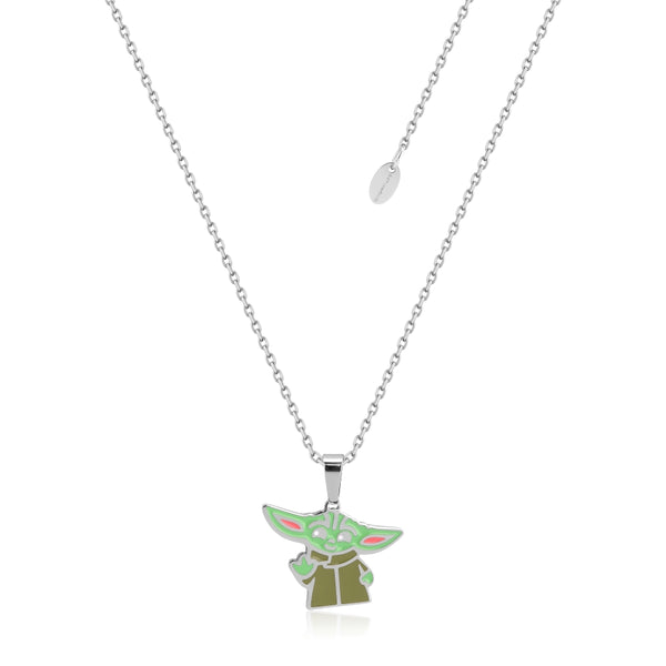 Star_Wars_The_Mandalorian_Baby_Yoda_Necklace_Stainless_Steel_Couture_KingdomSPN068