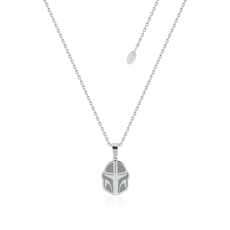 Star_Wars_The_Mandalorian_Necklace_Stainless_Steel_Couture_Kingdom_SPN078