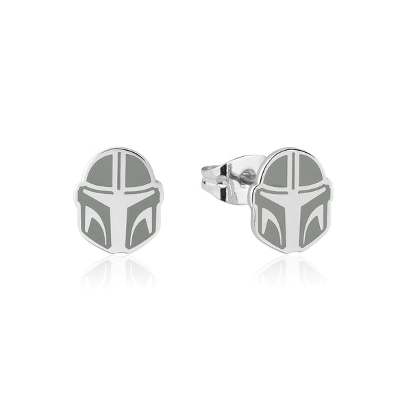 Star_Wars_The_Mandalorian_Stud_Earrings_Stainless_Steel_Couture_Kingdom_SPE078