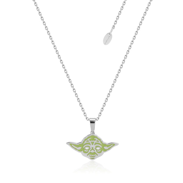 Star_Wars_Yoda_Necklace_Stainless_Steel_Couture_Kingdom_SPN072