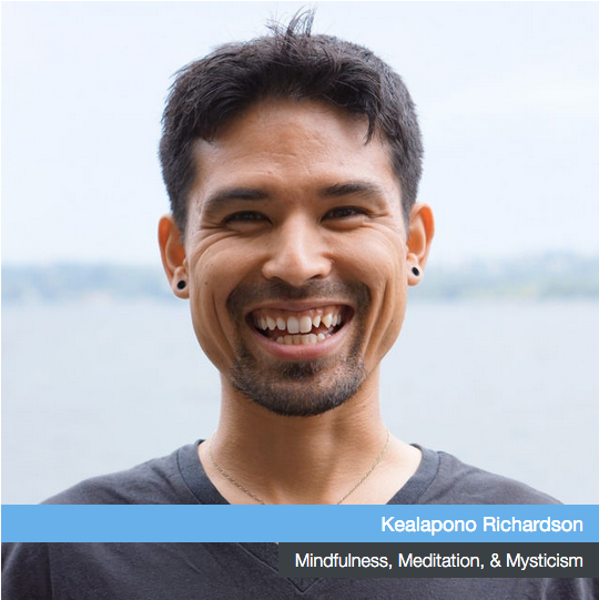 Mindfulness & Meditation - with Kealapono