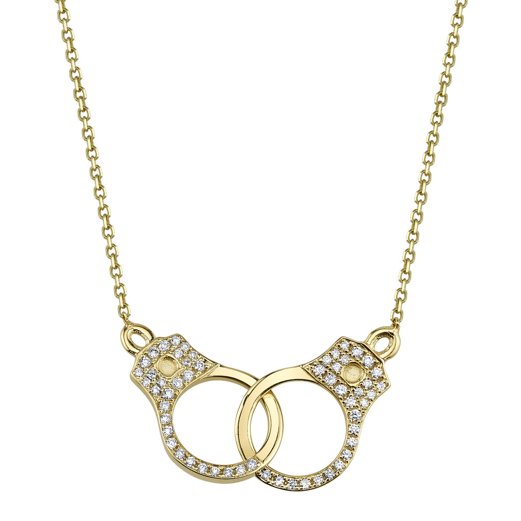 Handcuff necklace bakti handcuff necklace aloadofball Image collections
