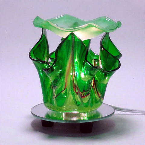 Green Flame Warmer