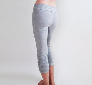 Easy Fit Pant- Fawn Grey