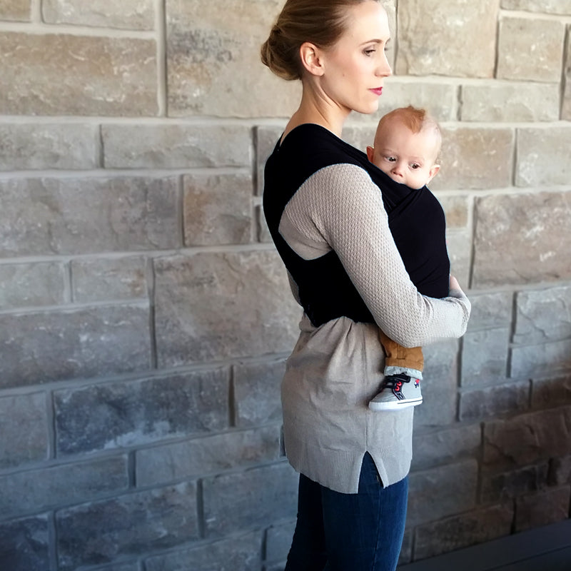 BAMBOO CARRIER - BLACK