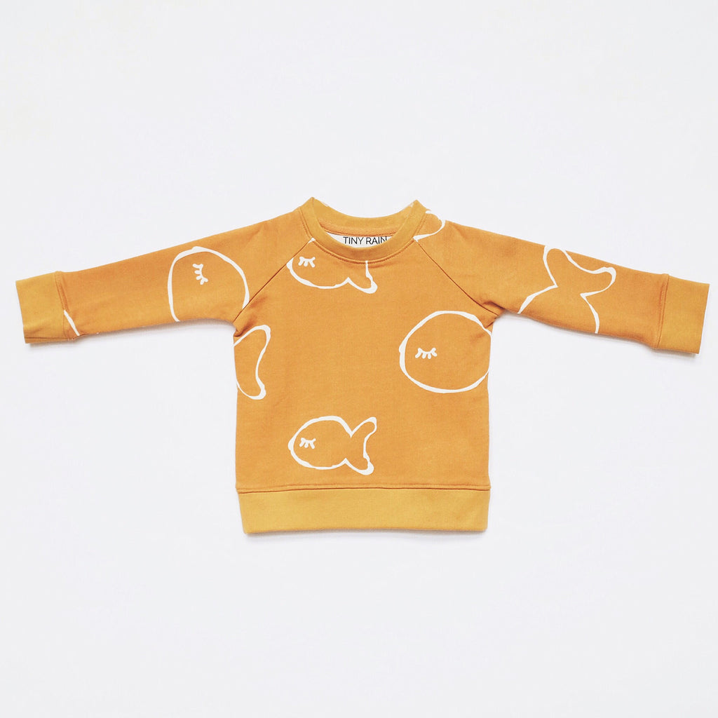 Goldfish Crackers Sweatshirt