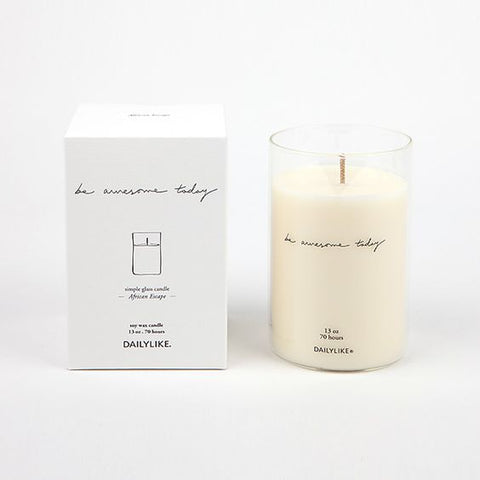 CANDLE - INSPI CANDLE COLLECTION