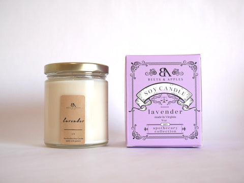Apothecary Collection - l a v e n d e r