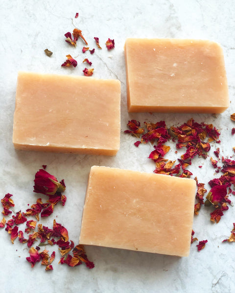 French Rose Soap