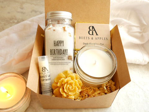 LEMON REFRESH BIRTHDAY GIFT BOX