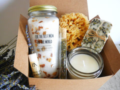 Mothers Day Gift Basket Ideas Diy Gifts From Daughter