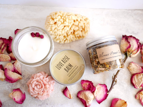 ROSE BlOSSOM SPA GIFT SET