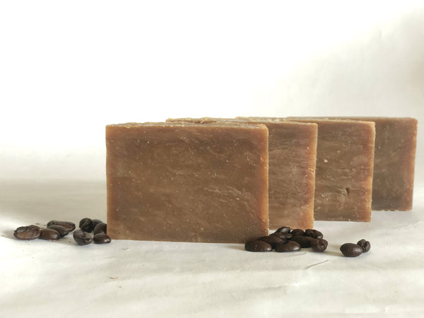 Coffeeholic Soap