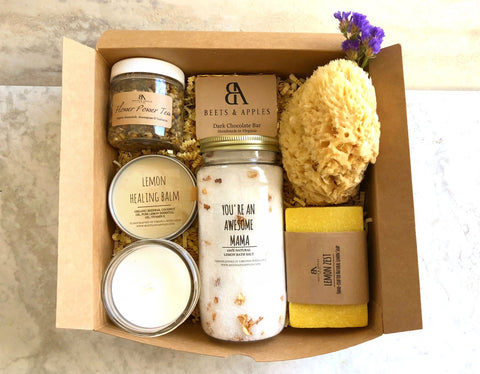 Lemon Refresh Mom Box
