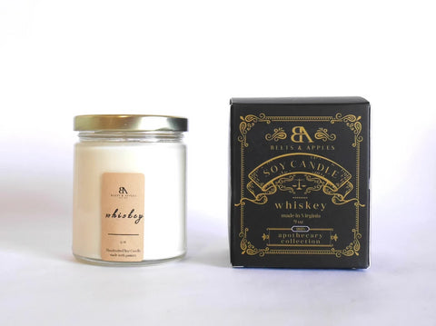 Apothecary Collection - W h i s k e y