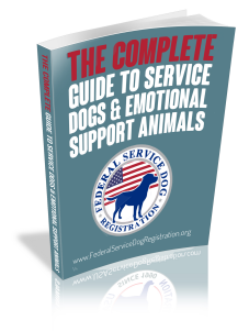 Service Dog and Emotional Support Animal Guide (eBook)