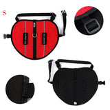 Red Small Support Dog Vest Plus Package