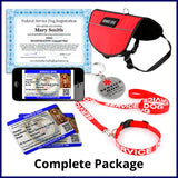 Service Dog - Complete Package (Bundle and Save $84)