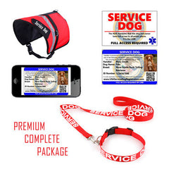 Service Dog Collection