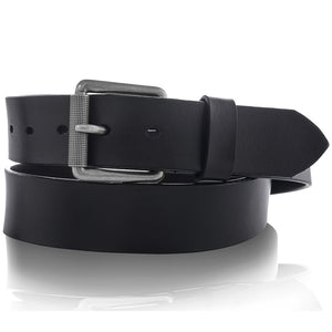 LUCHENGYI Men's Belts with Roller Buckle