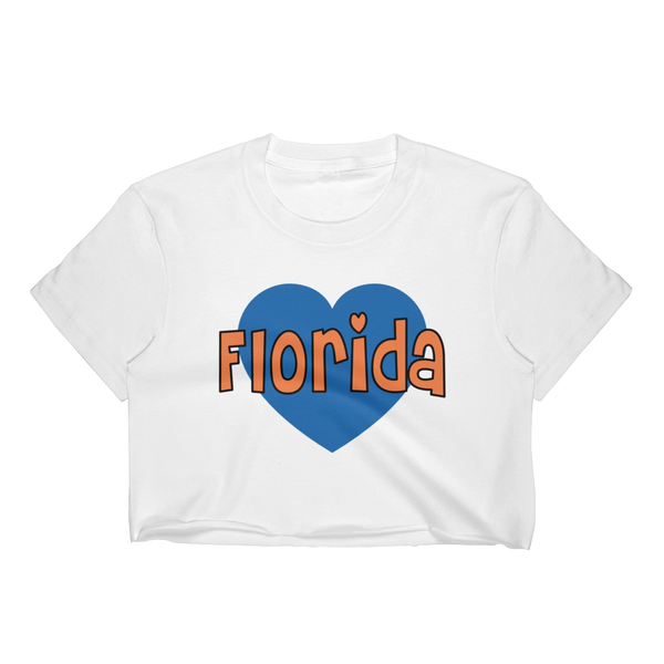 Florida Crop Top