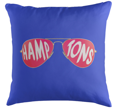 Hamptons Sunglasses Pillow