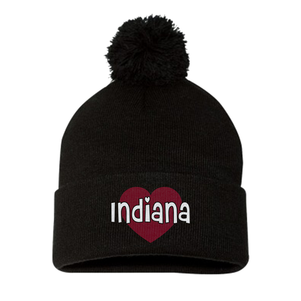 Indiana Heart Hat