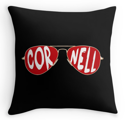 Cornell Aviators Pillow