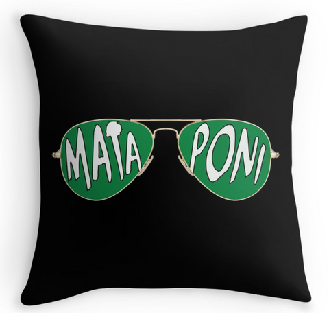 Mataponi Sunglasses Pillow