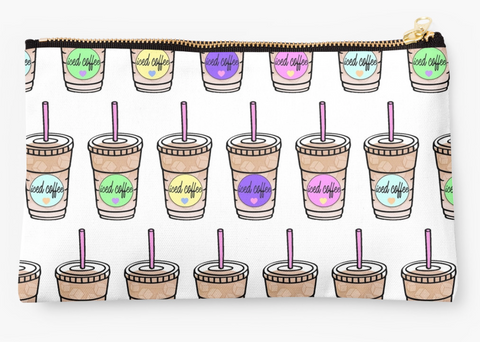 Iced Coffee Pouch