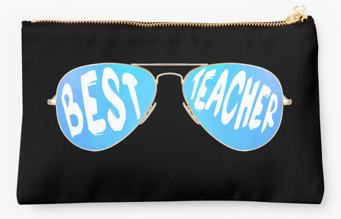 Best Teacher Pouch