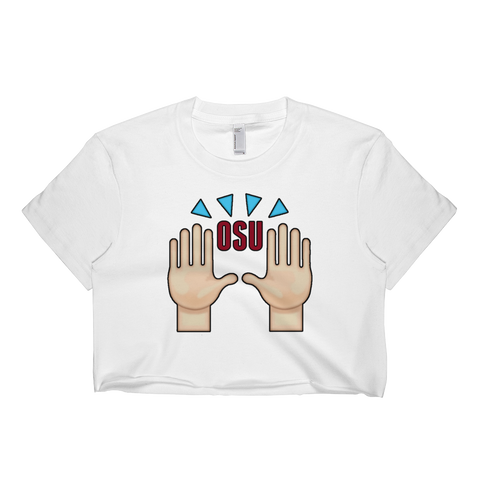 OSU Crop Top