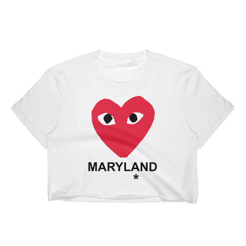CDG Maryland Crop Top